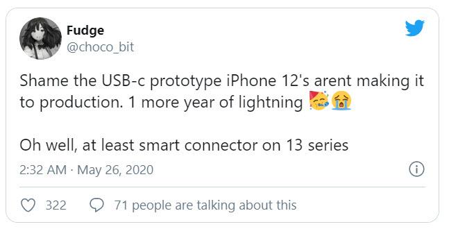 iPhone 12 sẽ không hỗ trợ USB Type-C, năm 2021 sẽ không bỏ hẳn cổng sạc vật lý - Ảnh 2.