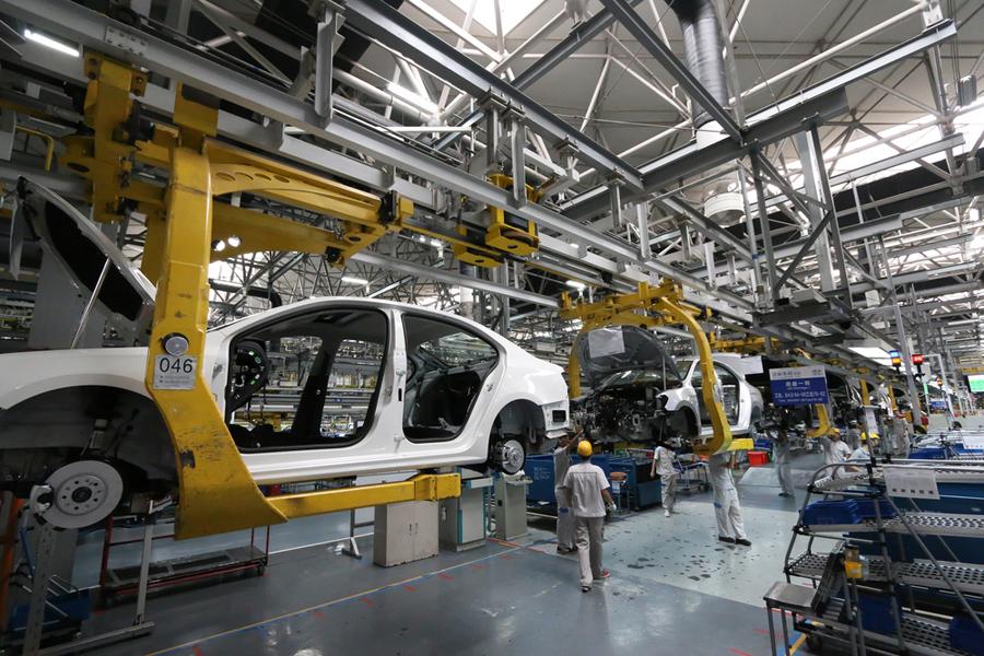 Thuế suất linh kiện nhập khẩu lắp ráp ô tô sẽ về 0% từ ngày 10/7 - Ảnh 1.
