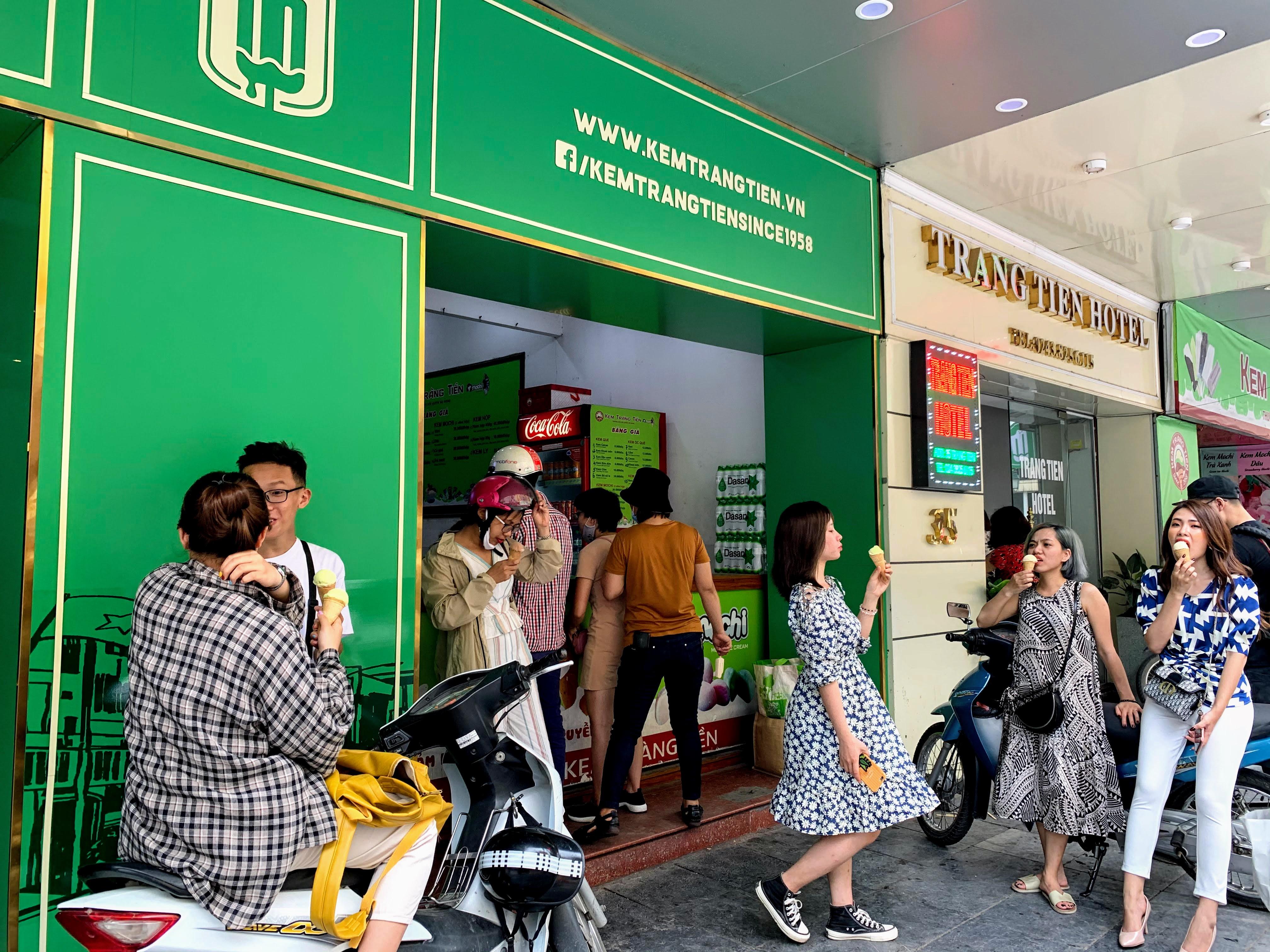 Sau đại dịch, Kem Tràng Tiền chi 10 tỉ đồng để lột xác hoá 'thiên nga' sang chảnh - Ảnh 17.