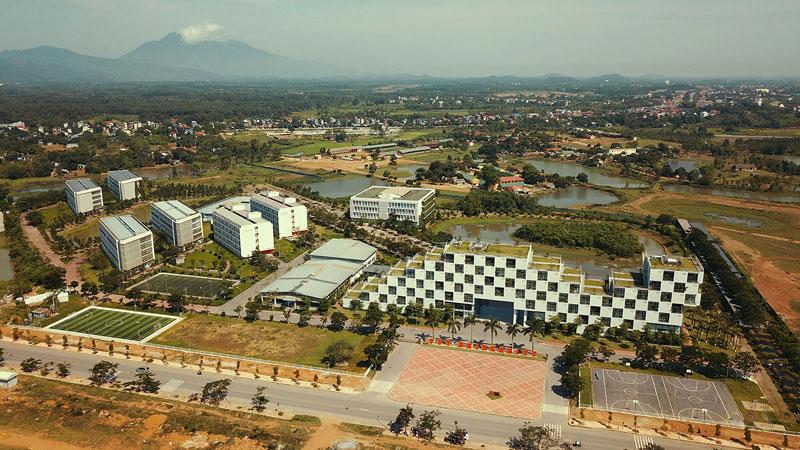 Đô thị Hòa Lạc sẽ được xây dựng trên diện tích hơn 17.000 ha, dân số tối đa 600.000 người - Ảnh 1.