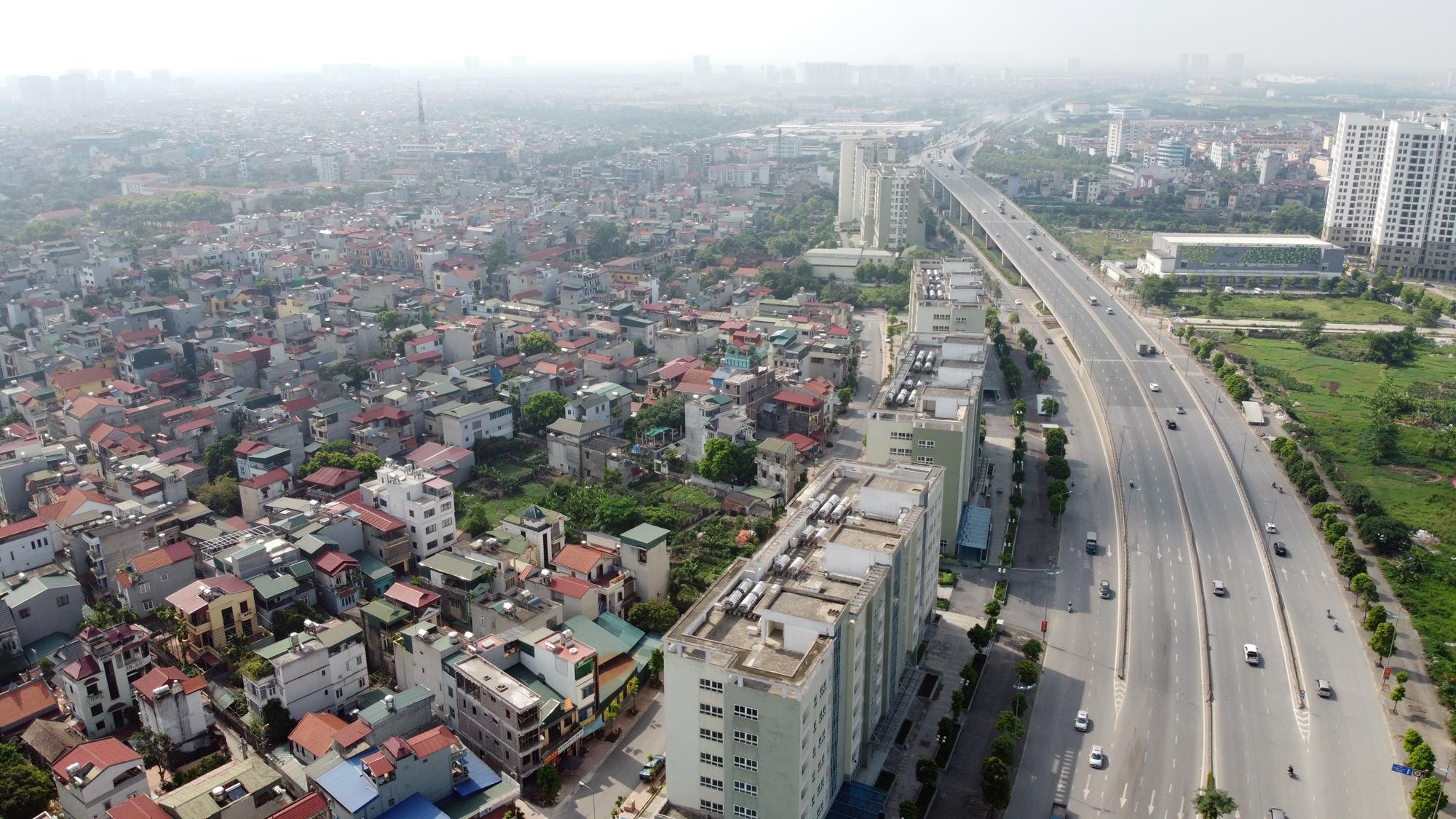 Những dự án chung cư gần các khu đất sẽ đào hồ lớn ở quận Long Biên - Ảnh 12.