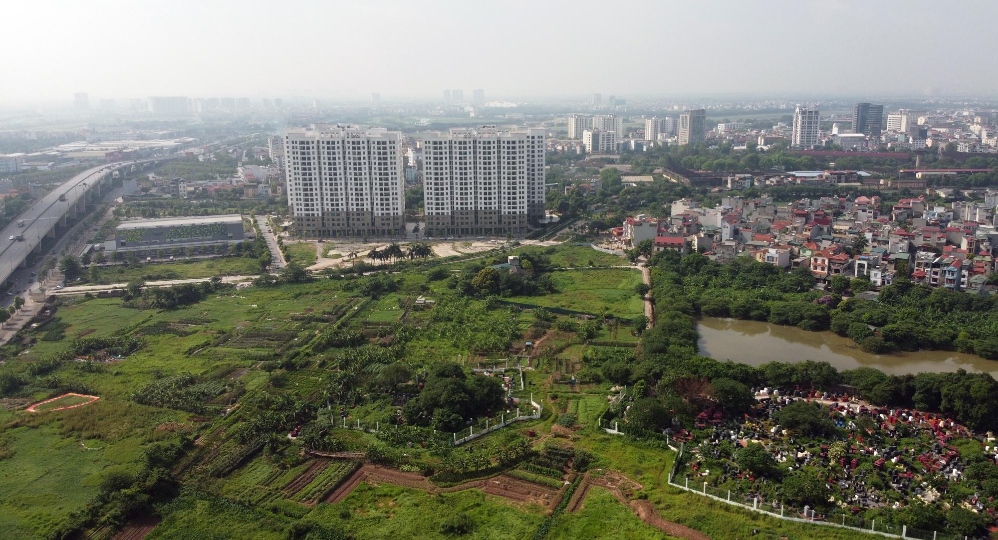 Những dự án chung cư gần các khu đất sẽ đào hồ lớn ở quận Long Biên - Ảnh 14.