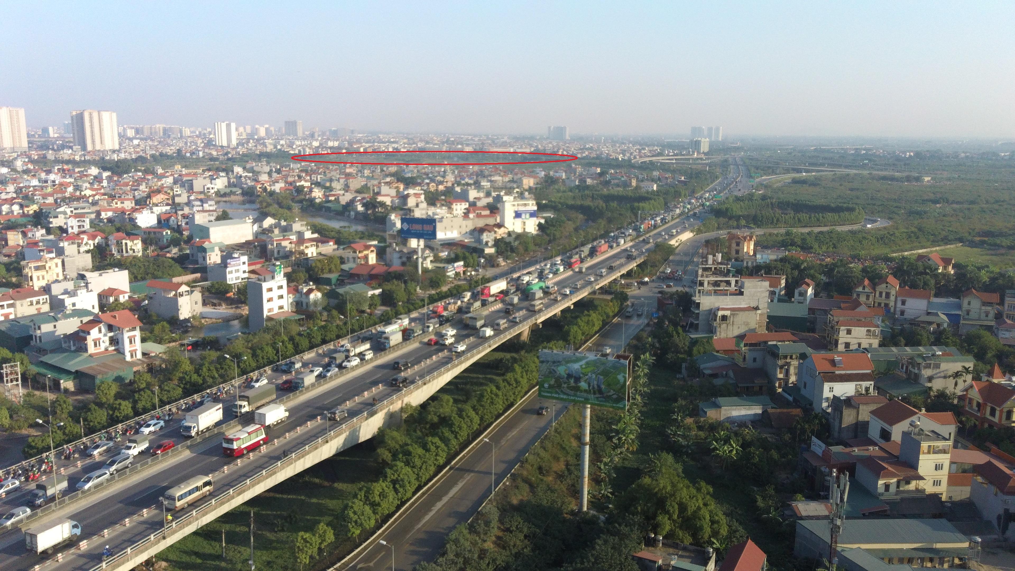 Những dự án chung cư gần các khu đất sẽ đào hồ lớn ở quận Long Biên - Ảnh 3.