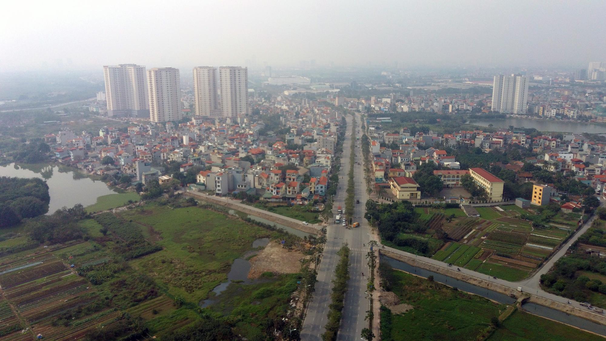 Những dự án chung cư gần các khu đất sẽ đào hồ lớn ở quận Long Biên - Ảnh 5.