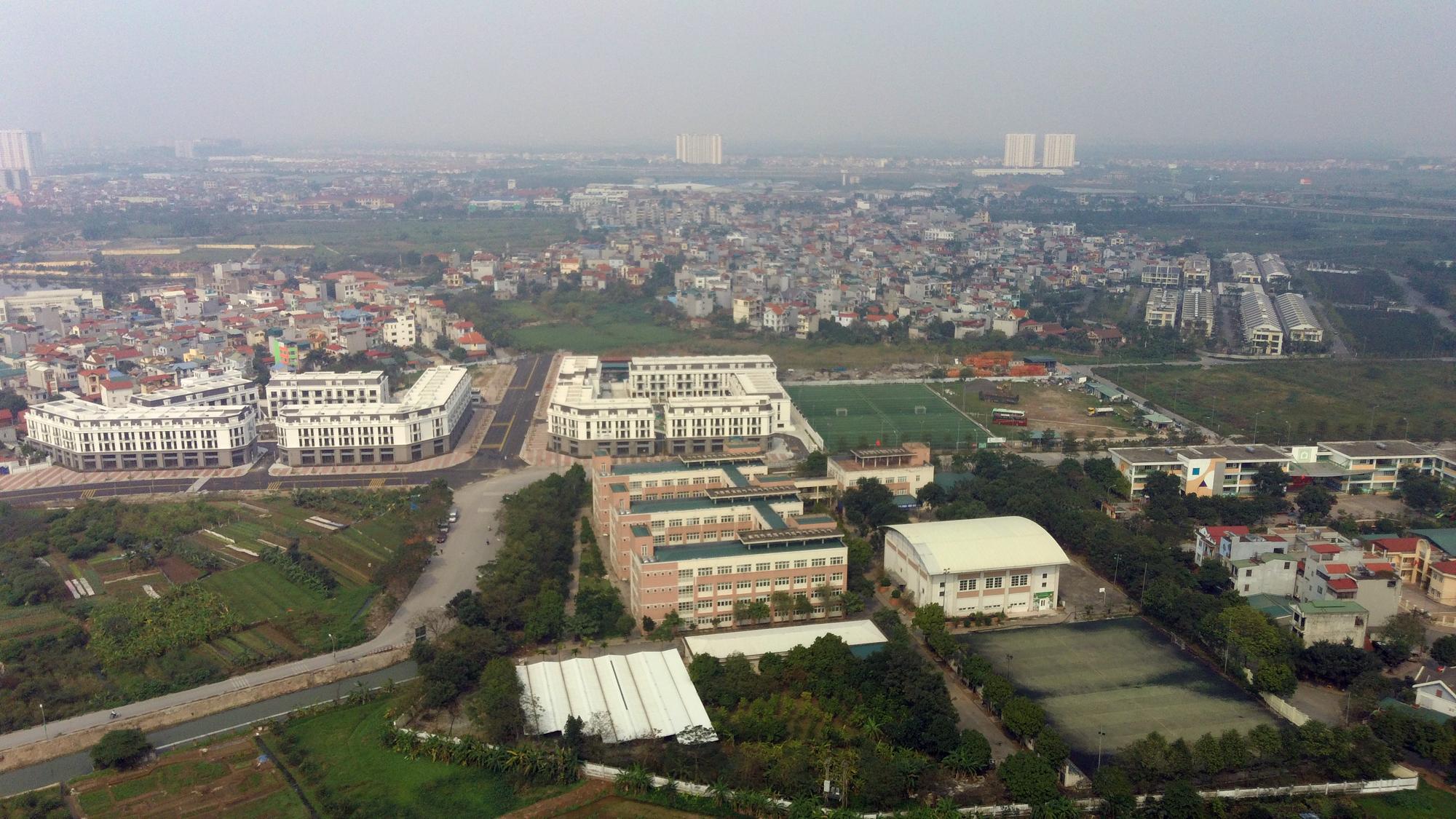 Những dự án chung cư gần các khu đất sẽ đào hồ lớn ở quận Long Biên - Ảnh 6.