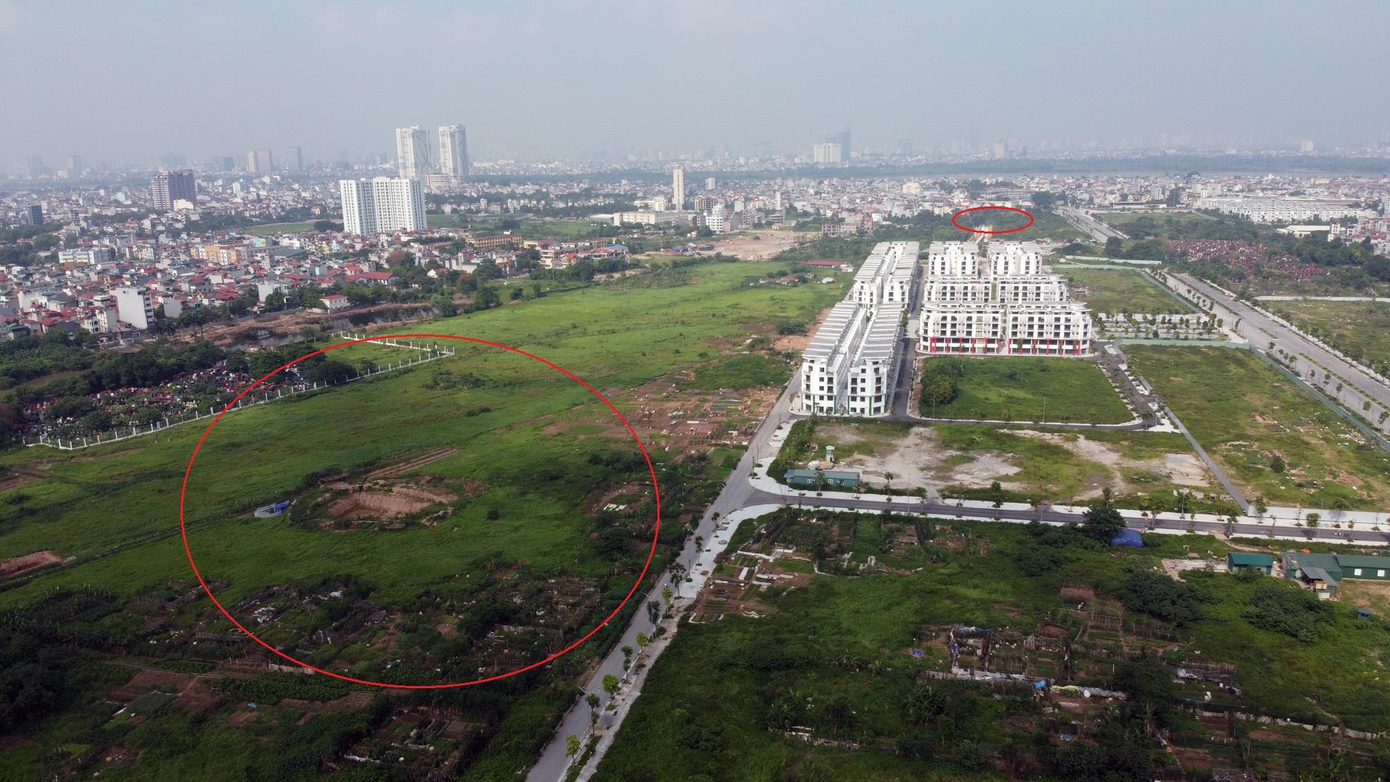 Những dự án chung cư gần các khu đất sẽ đào hồ lớn ở quận Long Biên - Ảnh 8.