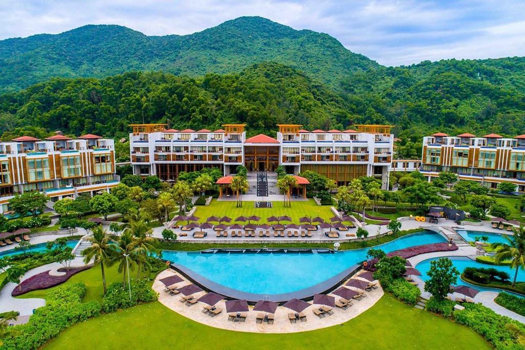 5 resort sang chảnh cho chuyến vi vu xứ Huế - Ảnh 7.