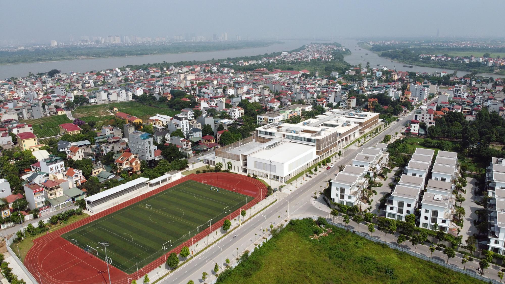 Những dự án chung cư gần các khu đất sẽ đào hồ lớn ở quận Long Biên - Ảnh 10.