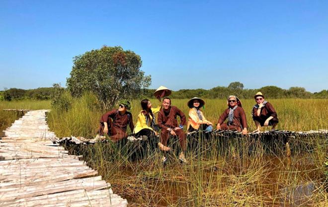 Đi chơi dịp cuối tuần: Những tour du lịch hấp dẫn gần Sài Gòn - Ảnh 4.