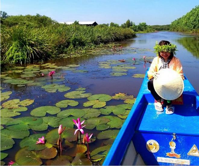 Đi chơi dịp cuối tuần: Những tour du lịch hấp dẫn gần Sài Gòn - Ảnh 7.