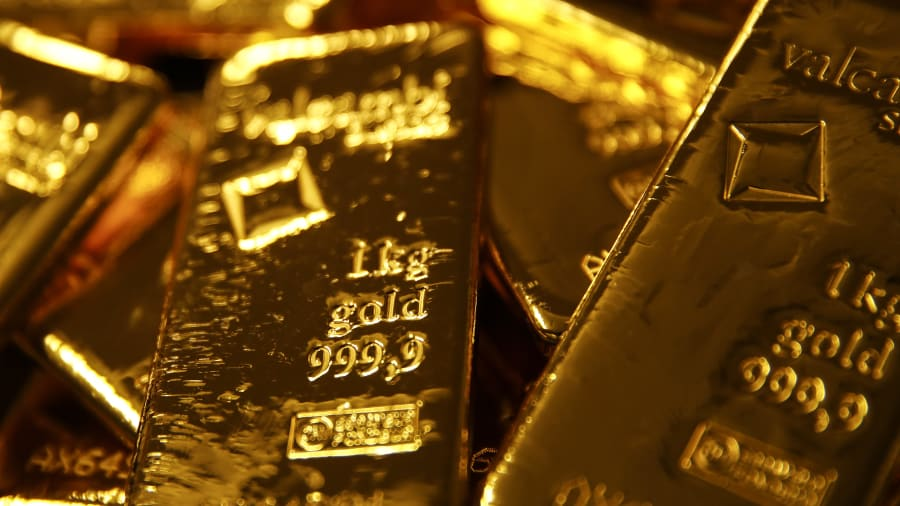 Vàng có tiềm năng tăng trưởng mạnh, phá vỡ mức 1.800 USD/ounce - Ảnh 1.
