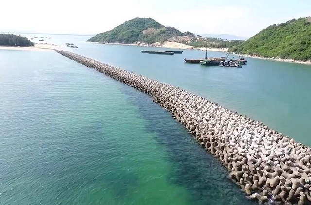Bình Định phê duyệt qui hoạch phân khu trung tâm đô thị du lịch biển rộng 1.772 ha - Ảnh 1.