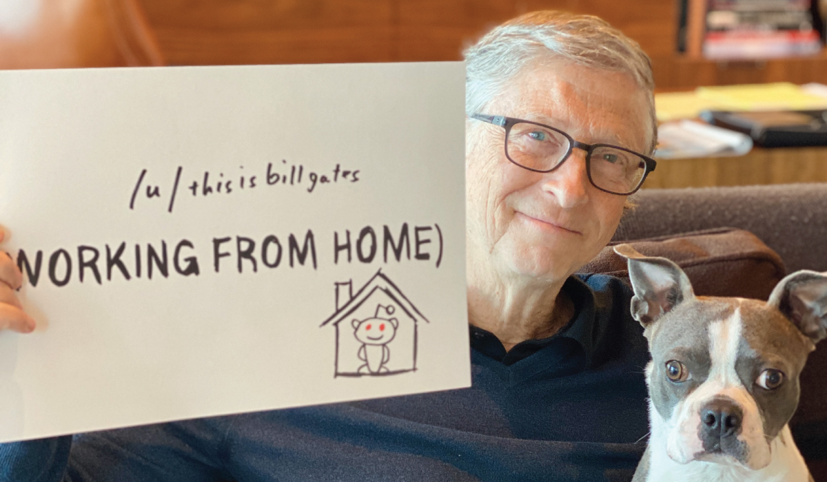 Bill Gates: Vị tỉ phú 'mất ngủ' về đại dịch Covid-19 - Ảnh 2.