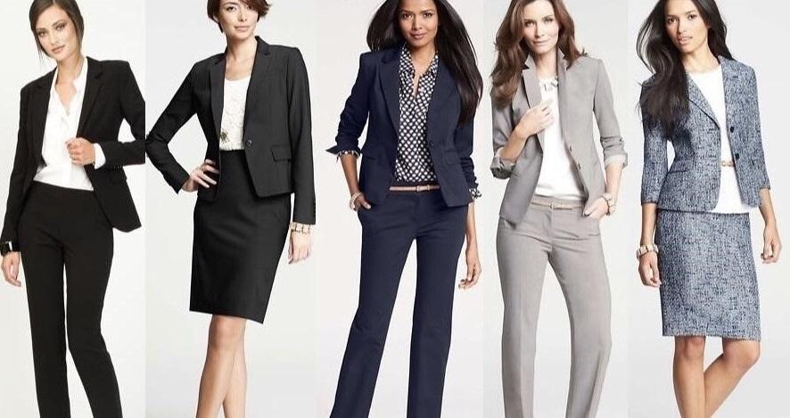 Ăn mặc để thành công: Trang phục phỏng vấn xin việc cho nữ giới - Ảnh 2.