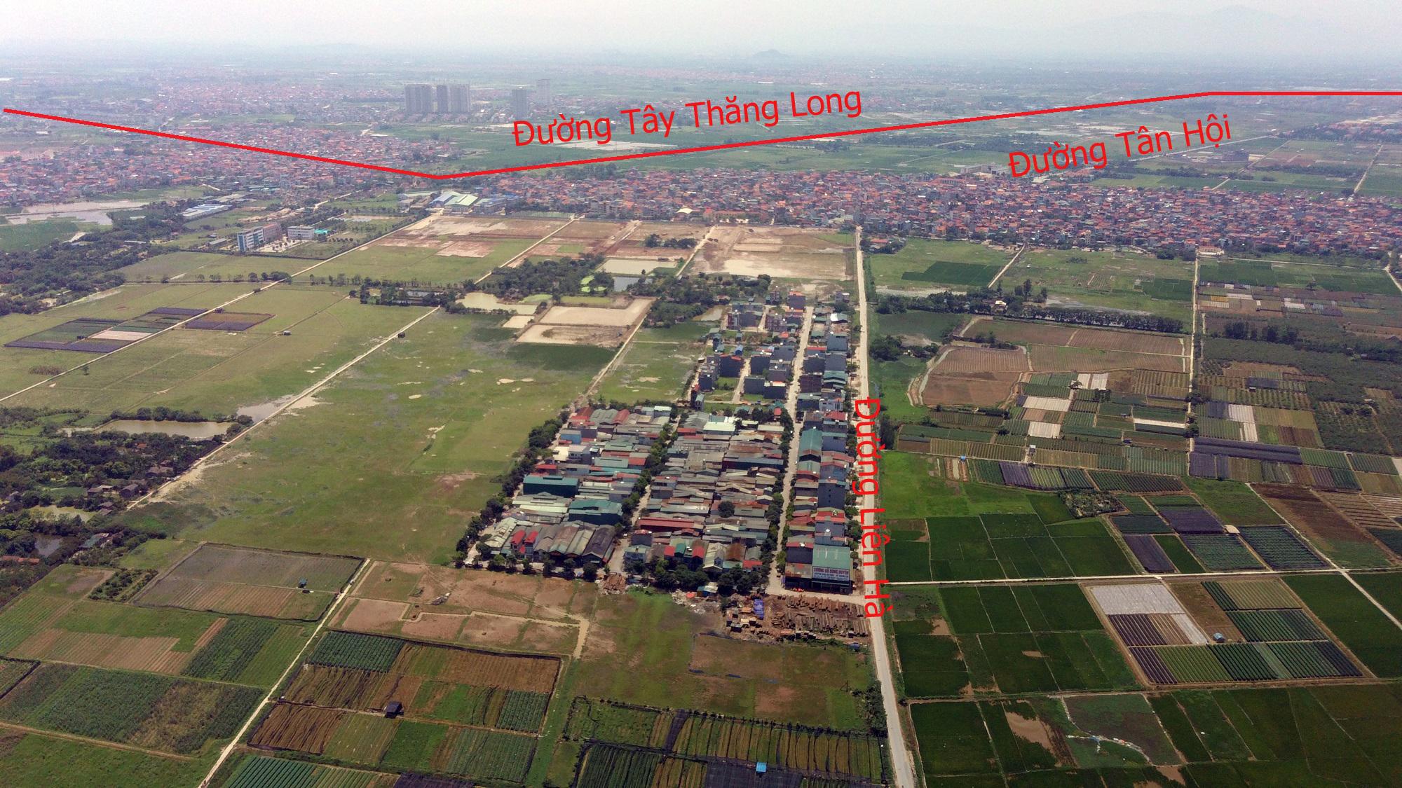 Những dự án sẽ hưởng lợi từ qui hoạch cầu Hồng Hà nối Đan Phượng - Mê Linh - Ảnh 5.