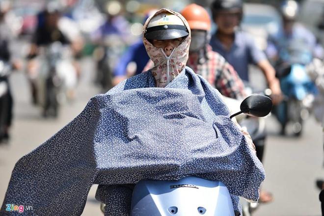 Dự báo thời tiết Đà Nẵng và các vùng cả nước hôm nay (6/5): Nắng nóng, chỉ số tia UV ở Hà Nội, Đà Nẵng, TP HCM nguy cơ gây hại cao - Ảnh 1.