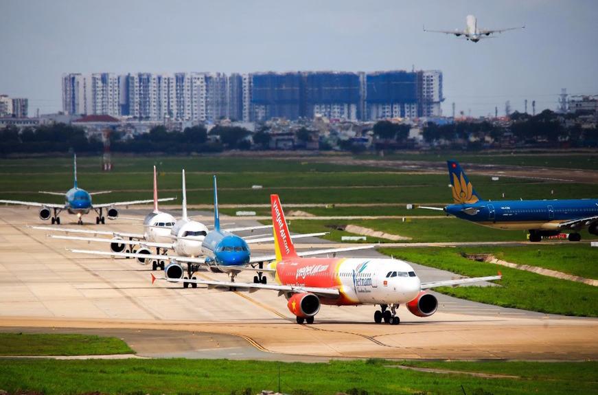 Hàng không lỗ nặng vì Covid-19: Vietjet, Vietnam Airlines, Bamboo Airways lỗ hàng nghìn tỉ đồng - Ảnh 1.