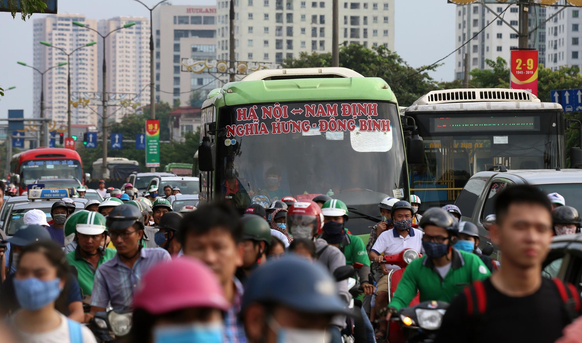 Hà Nội phê duyệt qui hoạch bến xe khách Đông Anh hơn 74.000m2 - Ảnh 1.
