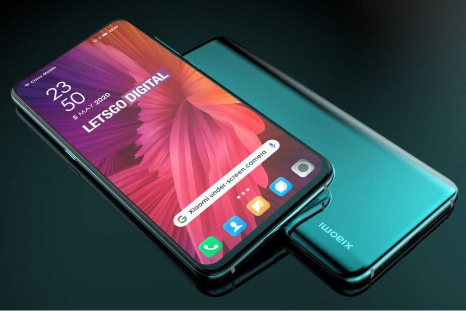 Xiaomi sẽ sớm trình làng điện thoại camera selfie dưới màn hình? - Ảnh 1.