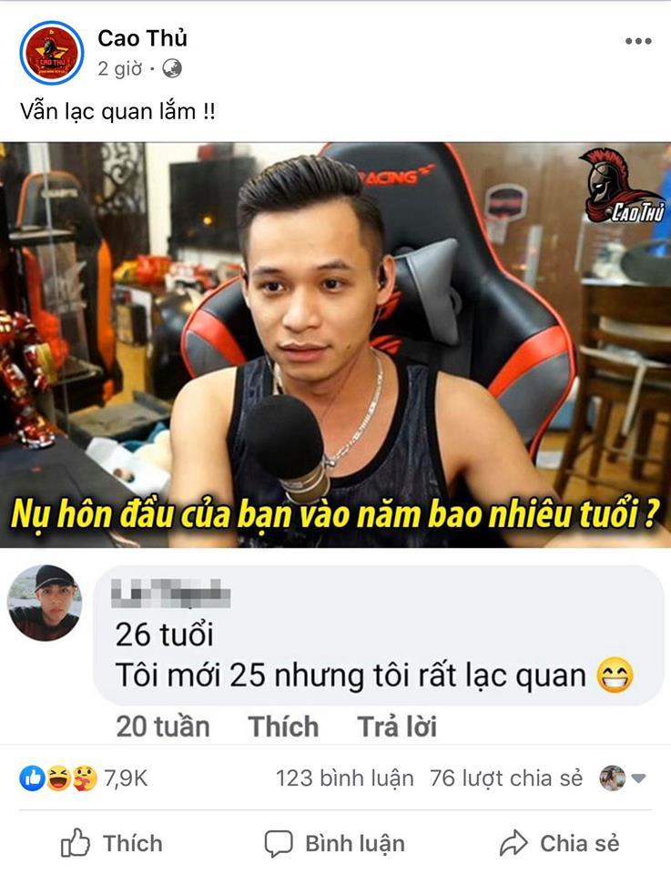 Khám phá Cao Thủ - fanpage triệu like dành riêng cho cộng đồng mê game - Ảnh 4.