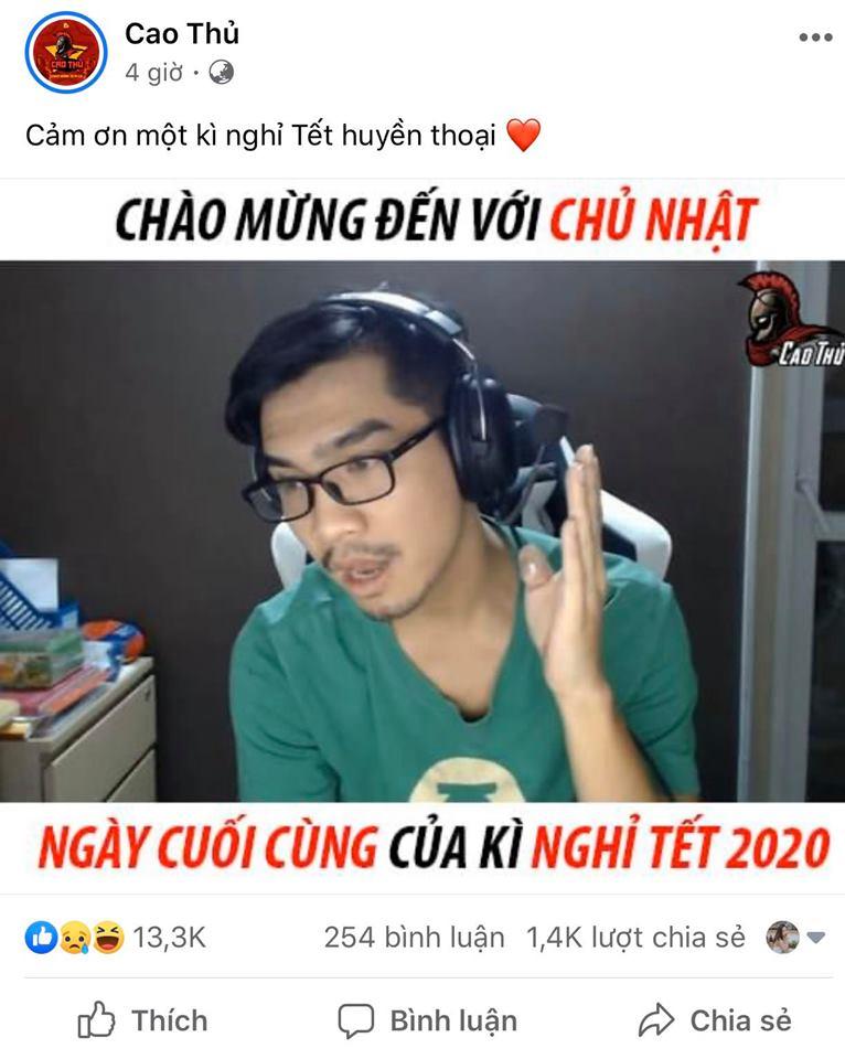 Khám phá Cao Thủ - fanpage triệu like dành riêng cho cộng đồng mê game - Ảnh 5.