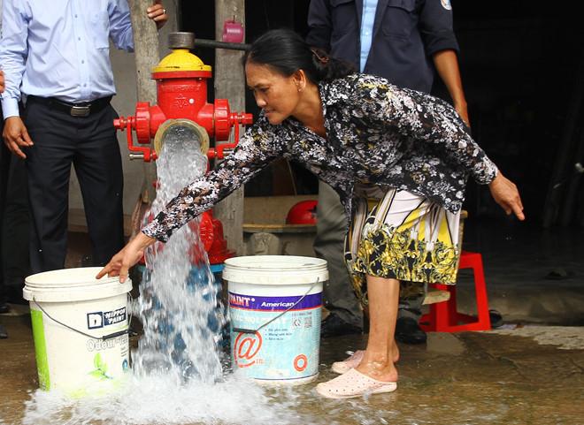 6 quận tại TP HCM khả năng bị cắt nước trong hai ngày - Ảnh 1.