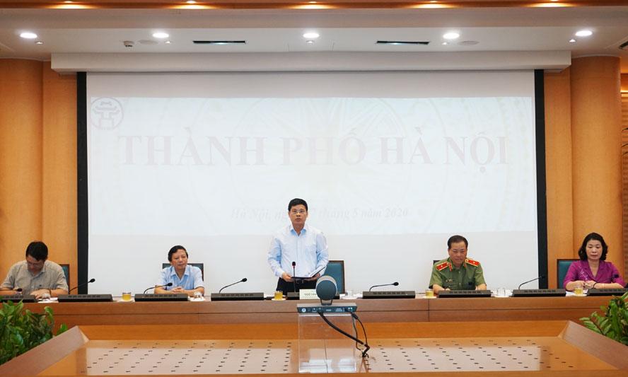 Hà Nội kiến nghị được đưa về nhóm 'nguy cơ thấp' - Ảnh 1.