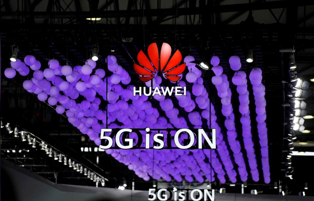 Mỹ cho phép các công ty hợp tác với Huawei về hạ tầng 5G? - Ảnh 1.