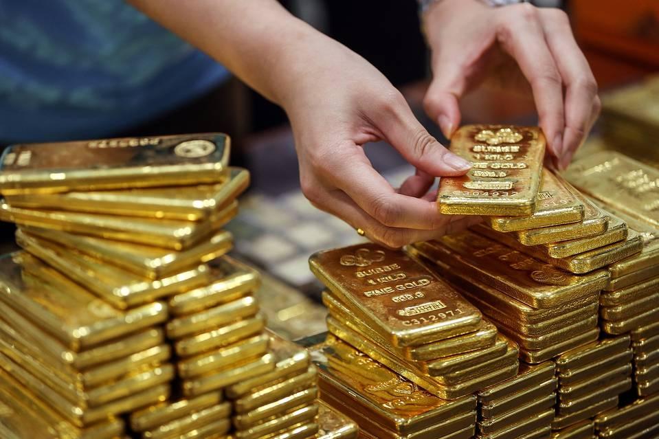 Giá vàng hôm nay 8/5: USD xuống nhẹ, vàng vọt tăng liên tục  - Ảnh 2.