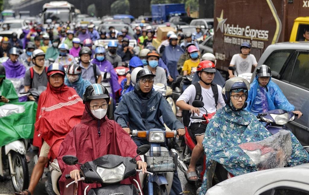 Dự báo thời tiết Đà Nẵng và các vùng cả nước hôm nay (10/5): Mưa trên diện rộng ở các tỉnh Bắc Bộ - Ảnh 1.