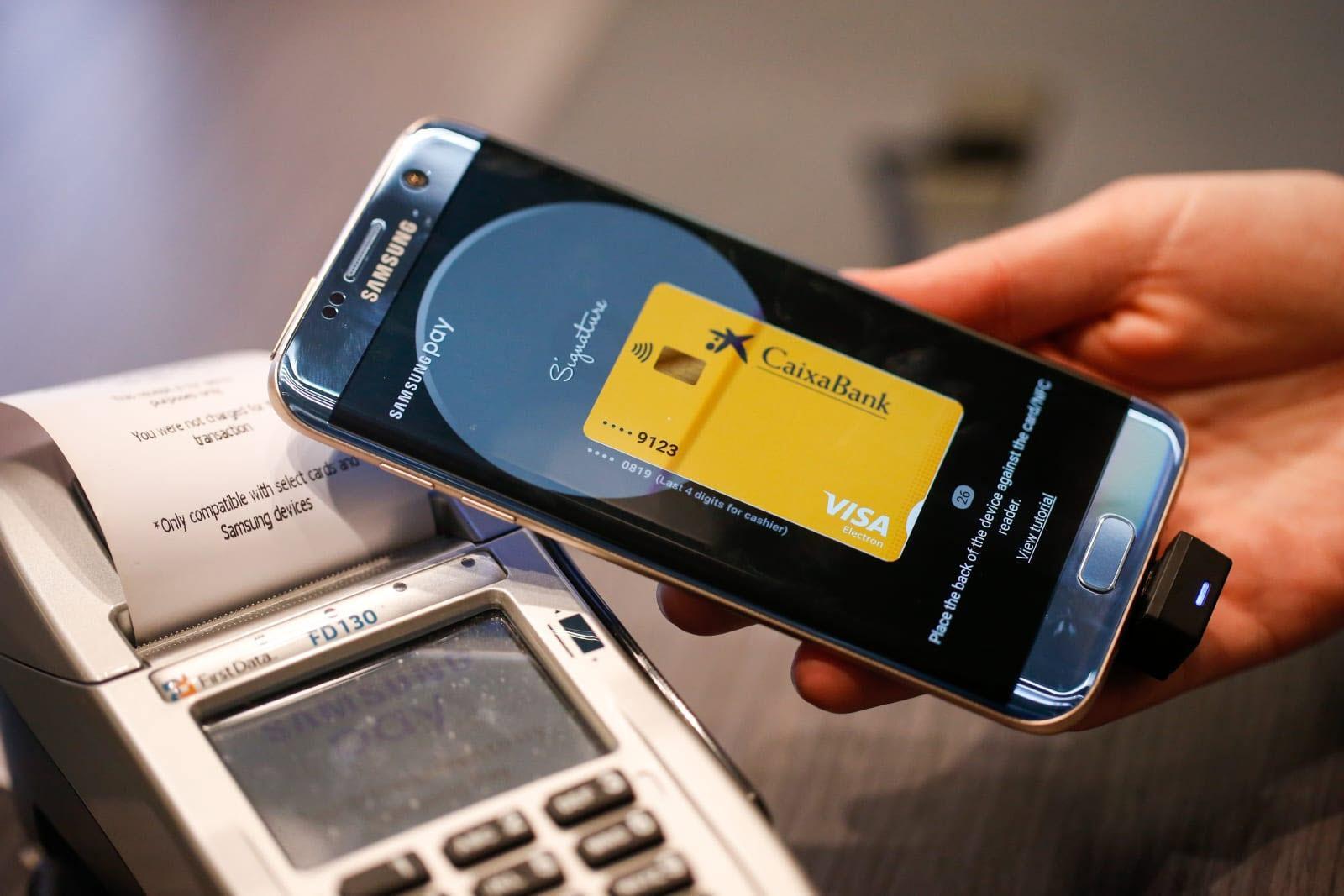 Samsung ra mắt thẻ ghi nợ cạnh tranh với Apple Pay vào mùa hè này - Ảnh 2.