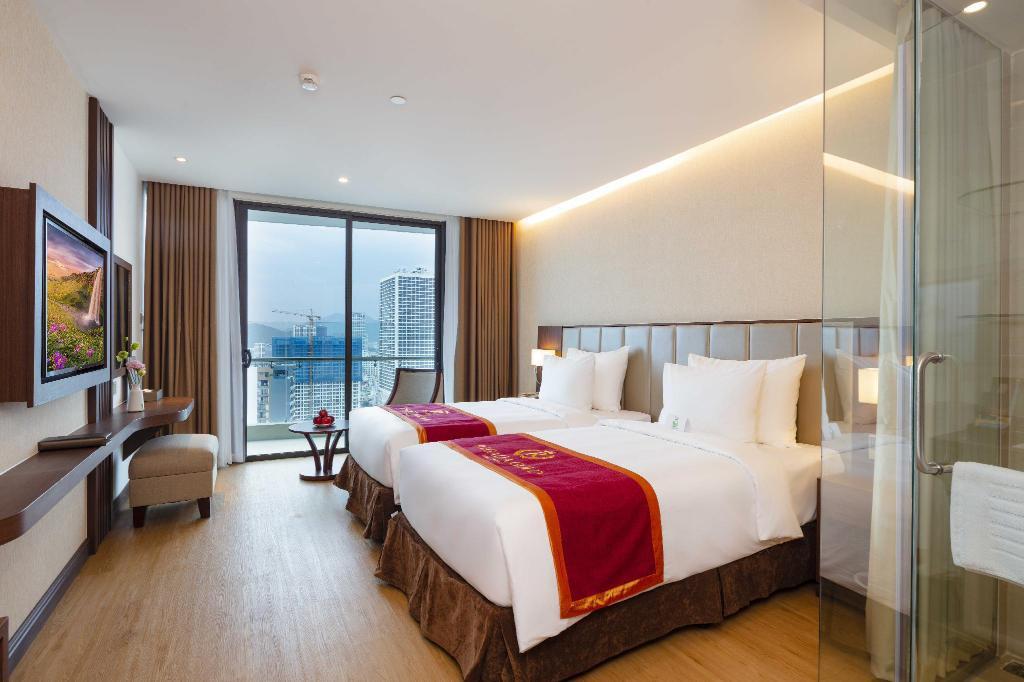 5 khách sạn 5 sao tầm giá dưới 1 triệu tốt bậc nhất Nha Trang - Ảnh 2.