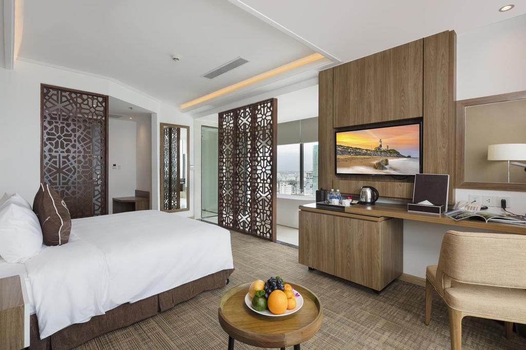 5 khách sạn 5 sao tầm giá dưới 1 triệu tốt bậc nhất Nha Trang - Ảnh 4.