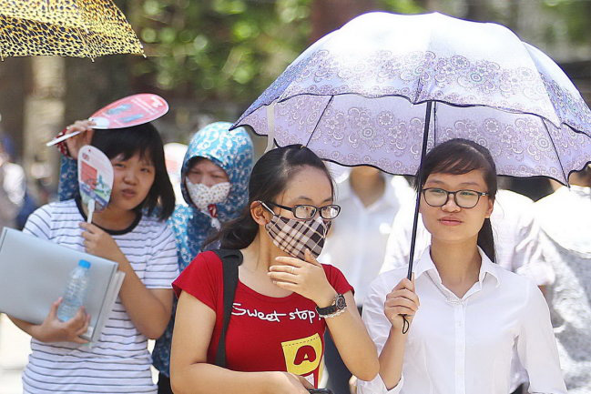 Dự báo thời tiết Đà Nẵng và các vùng cả nước hôm nay (2/6): Nắng nóng gay gắt ở Bắc Bộ và Trung Bộ gia tăng, có nơi trên 38 độ