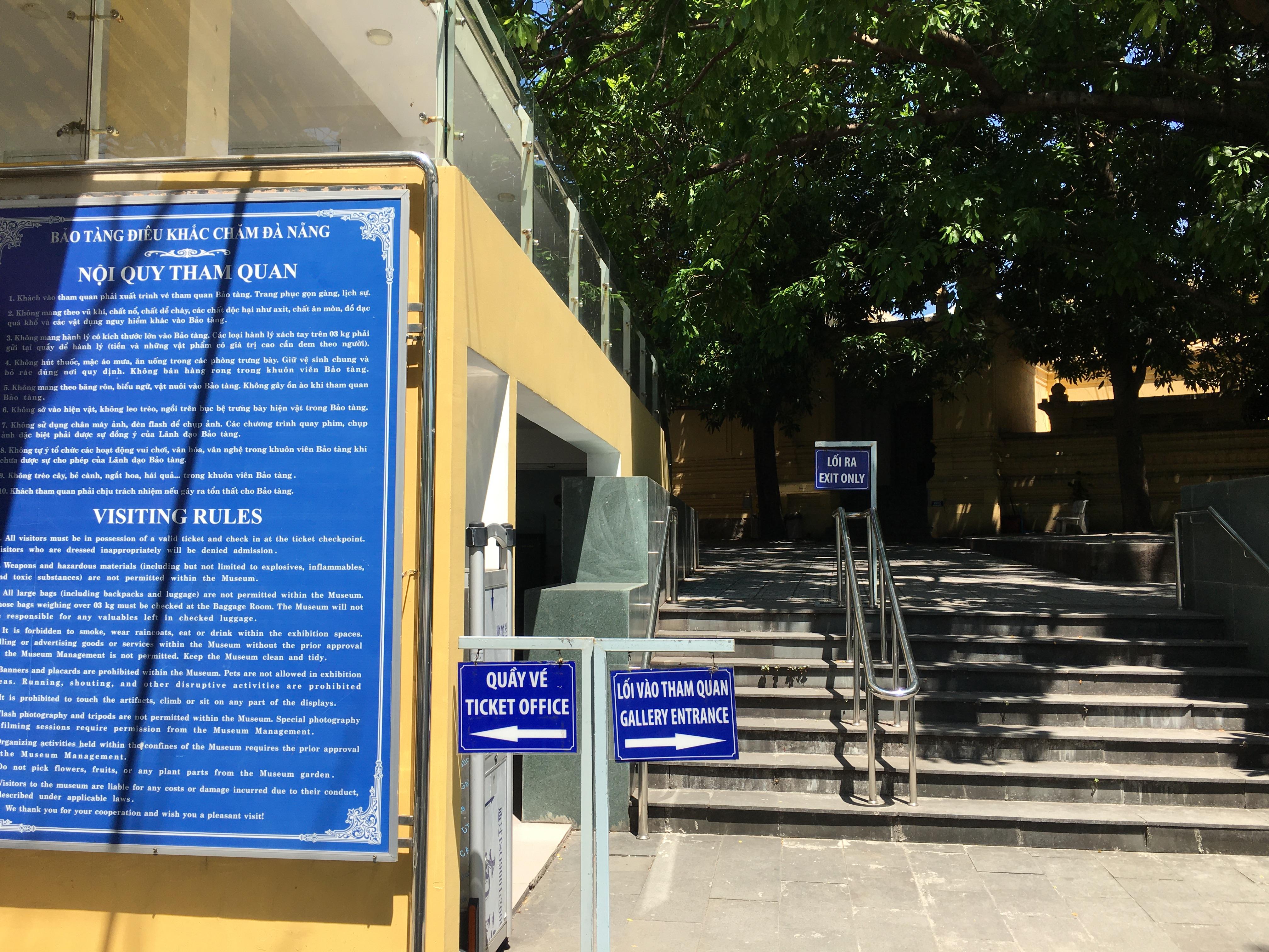 Các điểm du lịch trầm lắng trong ngày đầu Đà Nẵng miễn phí tham quan - Ảnh 2.