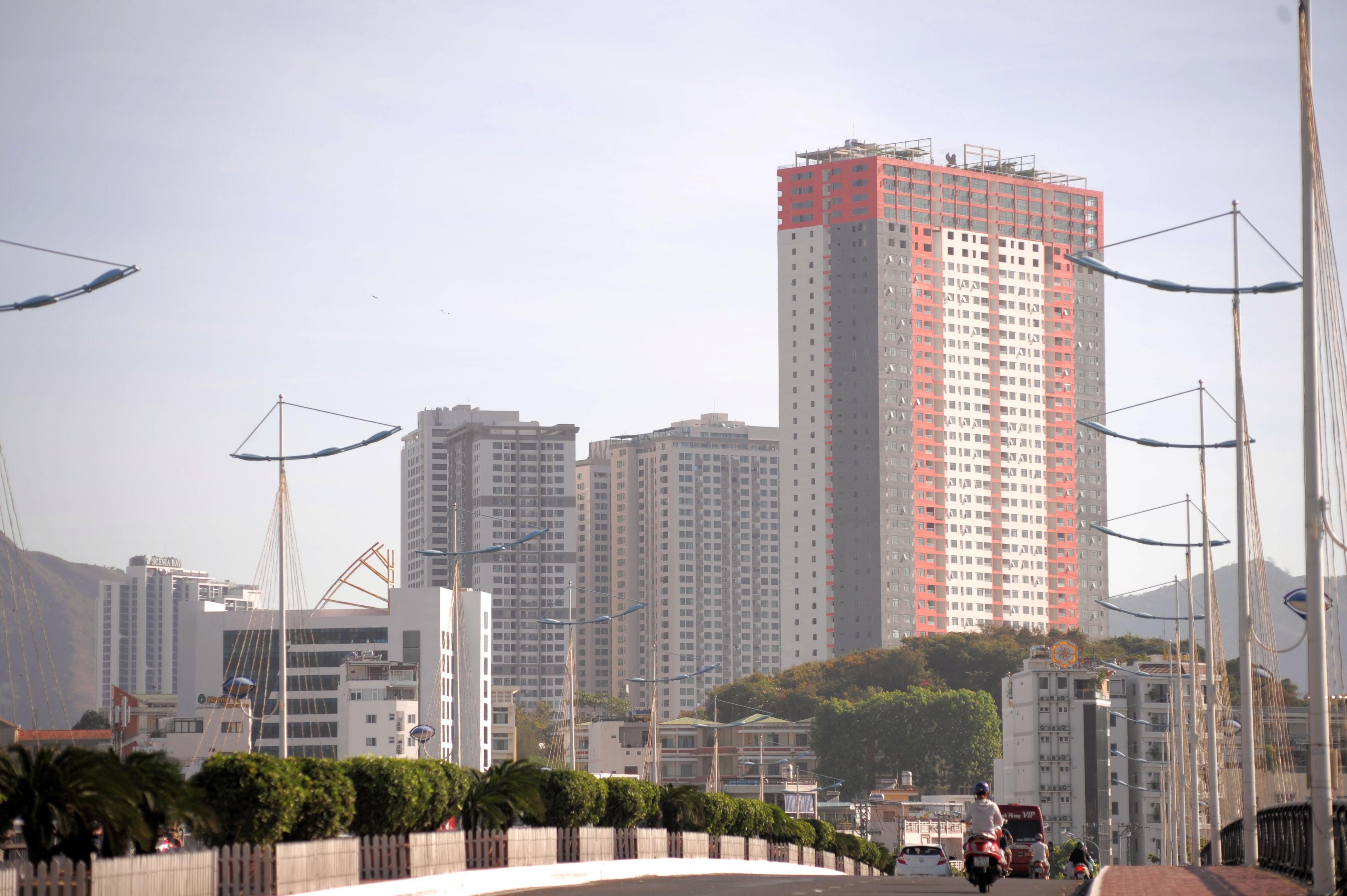 Khánh Hòa: Khu đất công thành chung cư 40 tầng  - Ảnh 1.