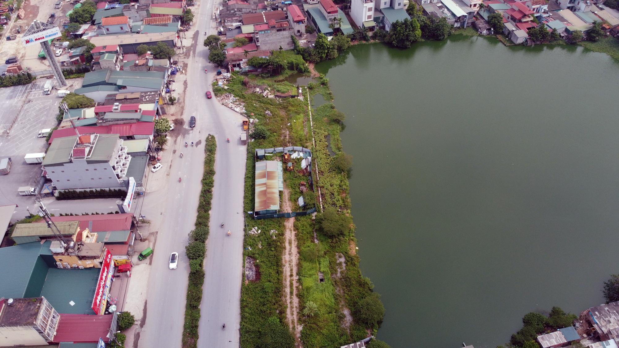 Dự án mở rộng đường Tam Trinh hơn 2.000 tỉ đồng sau 4 năm mới làm được vài trăm mét - Ảnh 2.