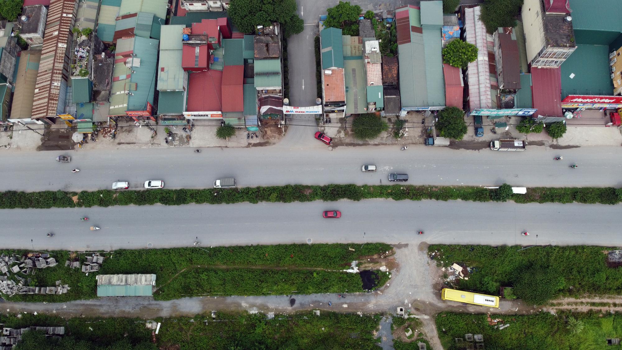 Dự án mở rộng đường Tam Trinh hơn 2.000 tỉ đồng sau 4 năm mới làm được vài trăm mét - Ảnh 3.