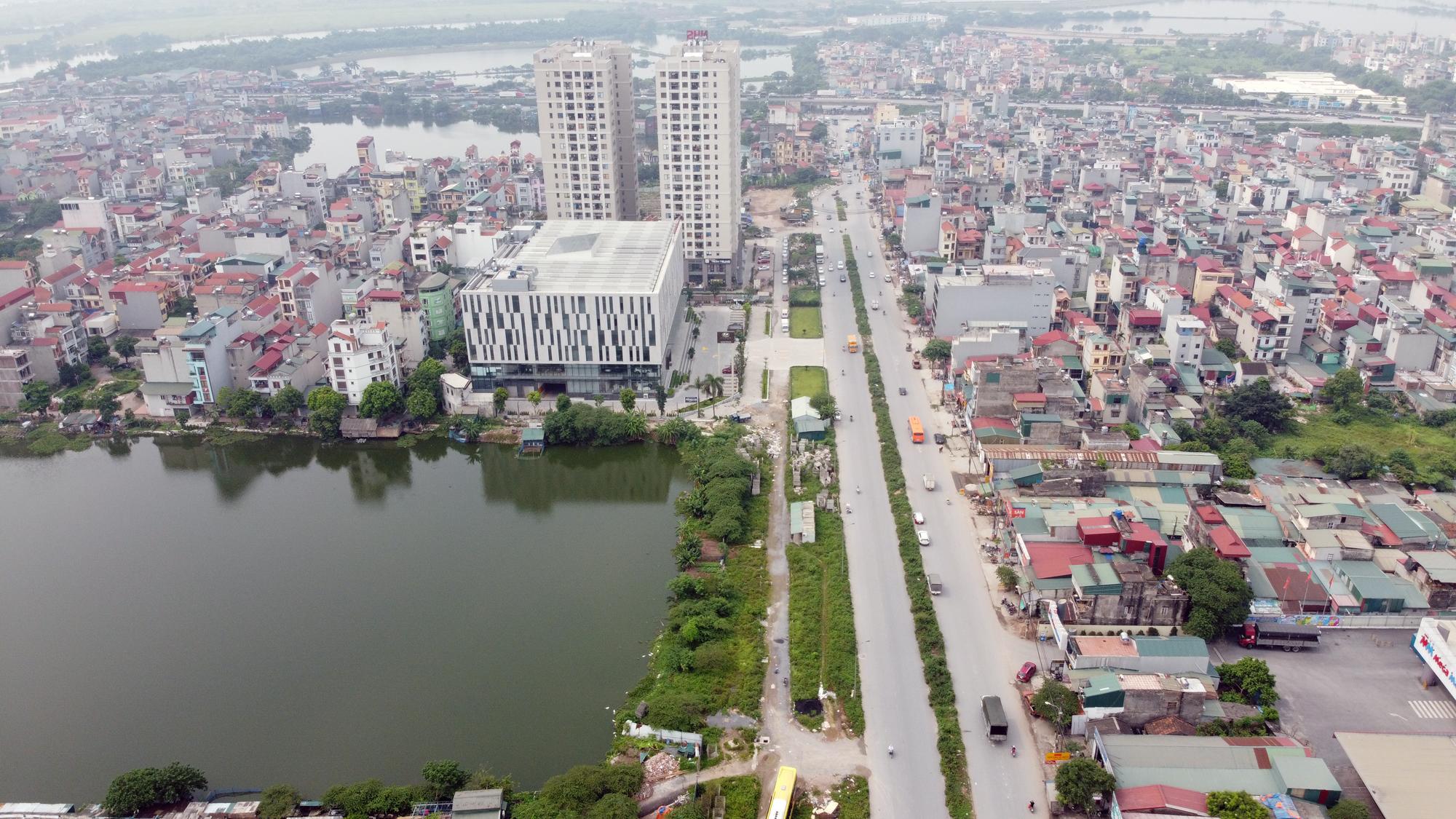 Dự án mở rộng đường Tam Trinh hơn 2.000 tỉ đồng sau 4 năm mới làm được vài trăm mét - Ảnh 4.