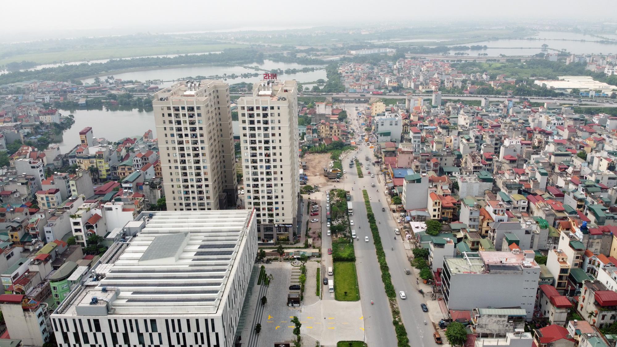 Dự án mở rộng đường Tam Trinh hơn 2.000 tỉ đồng sau 4 năm mới làm được vài trăm mét - Ảnh 5.