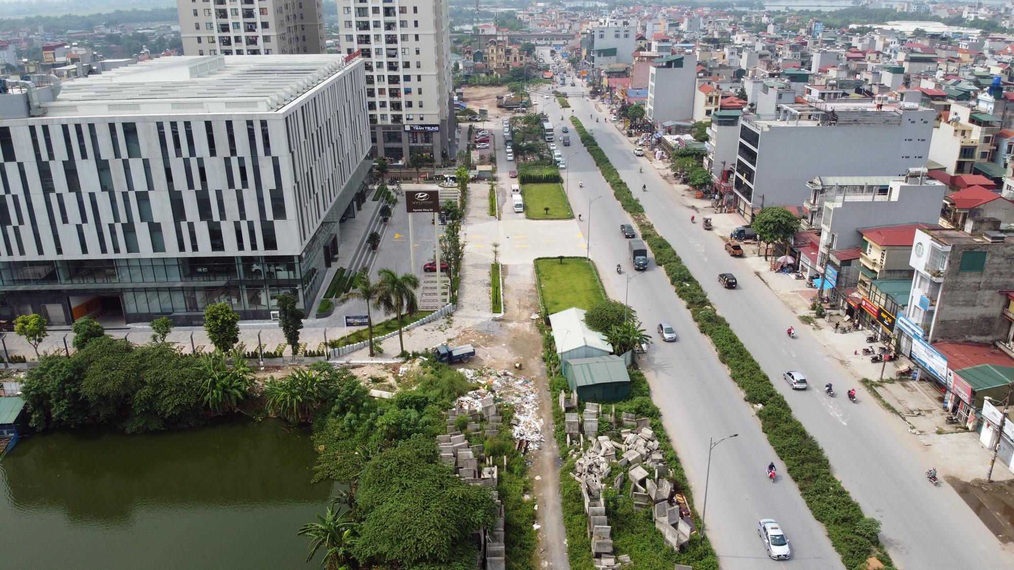 Dự án mở rộng đường Tam Trinh hơn 2.000 tỉ đồng sau 4 năm mới làm được vài trăm mét - Ảnh 6.