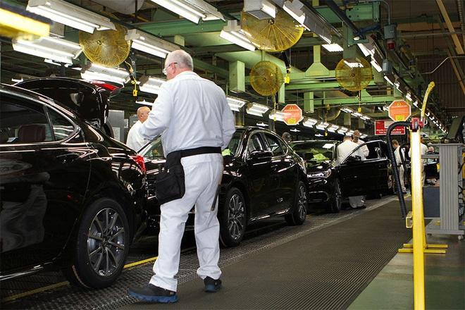Honda bị tấn công mạng, phải dừng vận hành một số nhà máy ôtô - Ảnh 1.