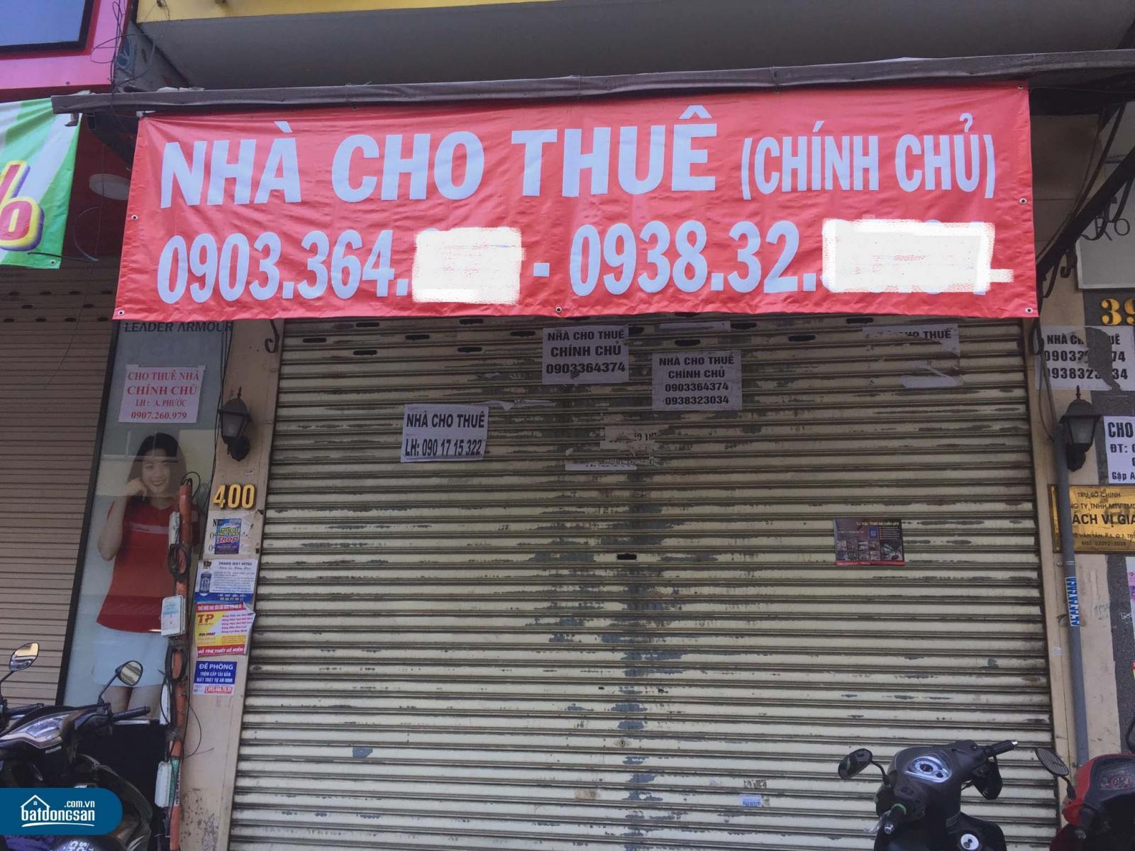 'Làn sóng' rao bán nhà mặt phố ở TP HCM tăng cao - Ảnh 1.
