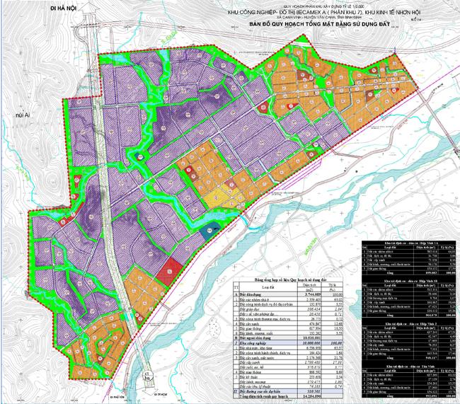 Liên danh Becamex - VSIP Bình Định trúng 4 dự án khu tái định cư gần 1.800 tỉ đồng - Ảnh 2.