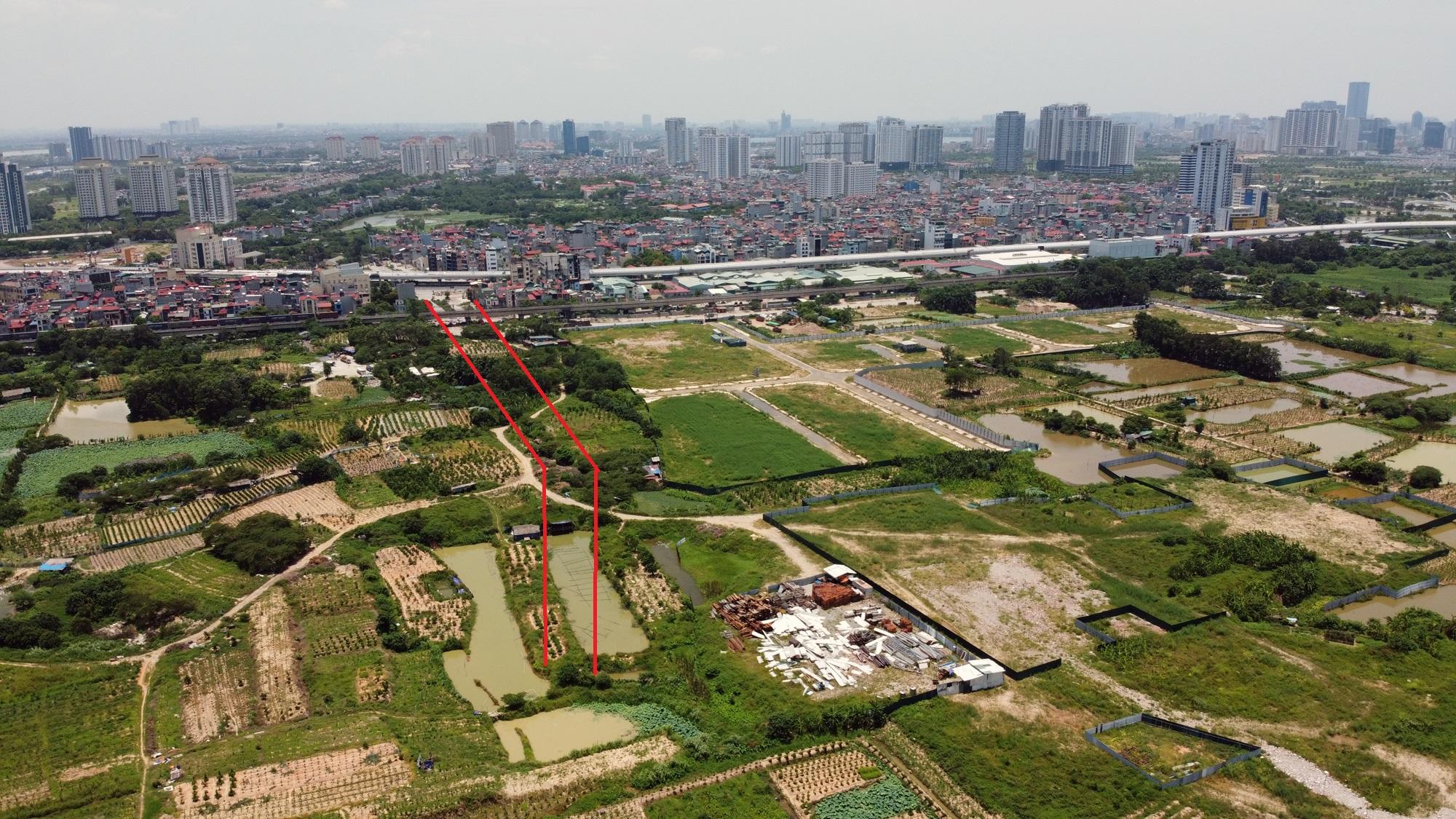 3 đường sẽ mở theo qui hoạch ở phường Xuân Đỉnh, Bắc Từ Liêm - Ảnh 4.