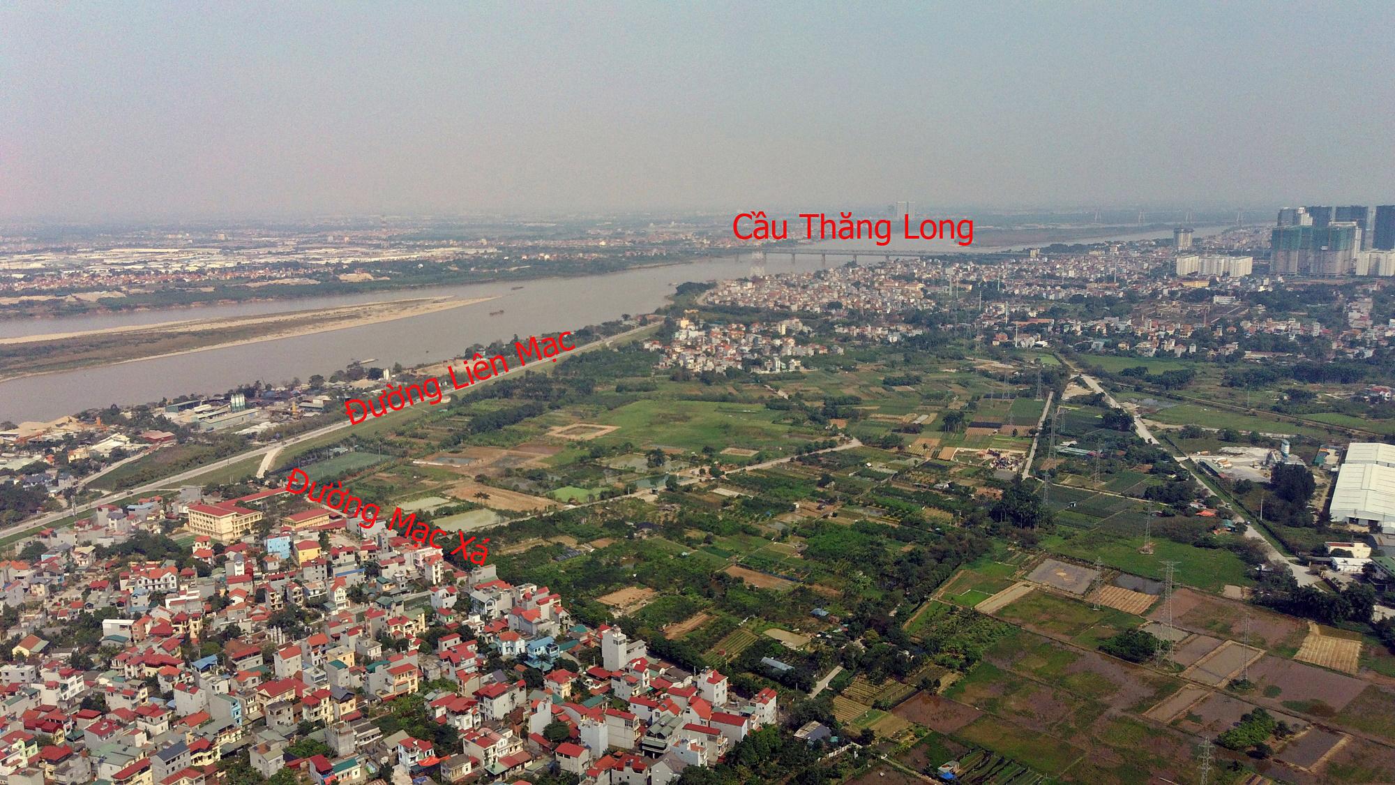 Những dự án chung cư gần các khu đất sẽ đào hồ lớn ở quận Bắc Từ Liêm - Ảnh 2.