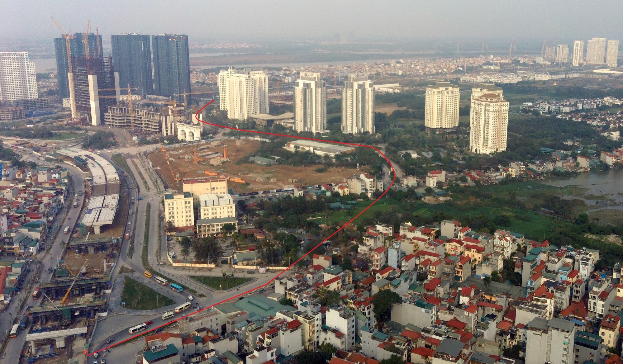 3 đường sẽ mở theo qui hoạch ở phường Xuân Đỉnh, Bắc Từ Liêm - Ảnh 7.