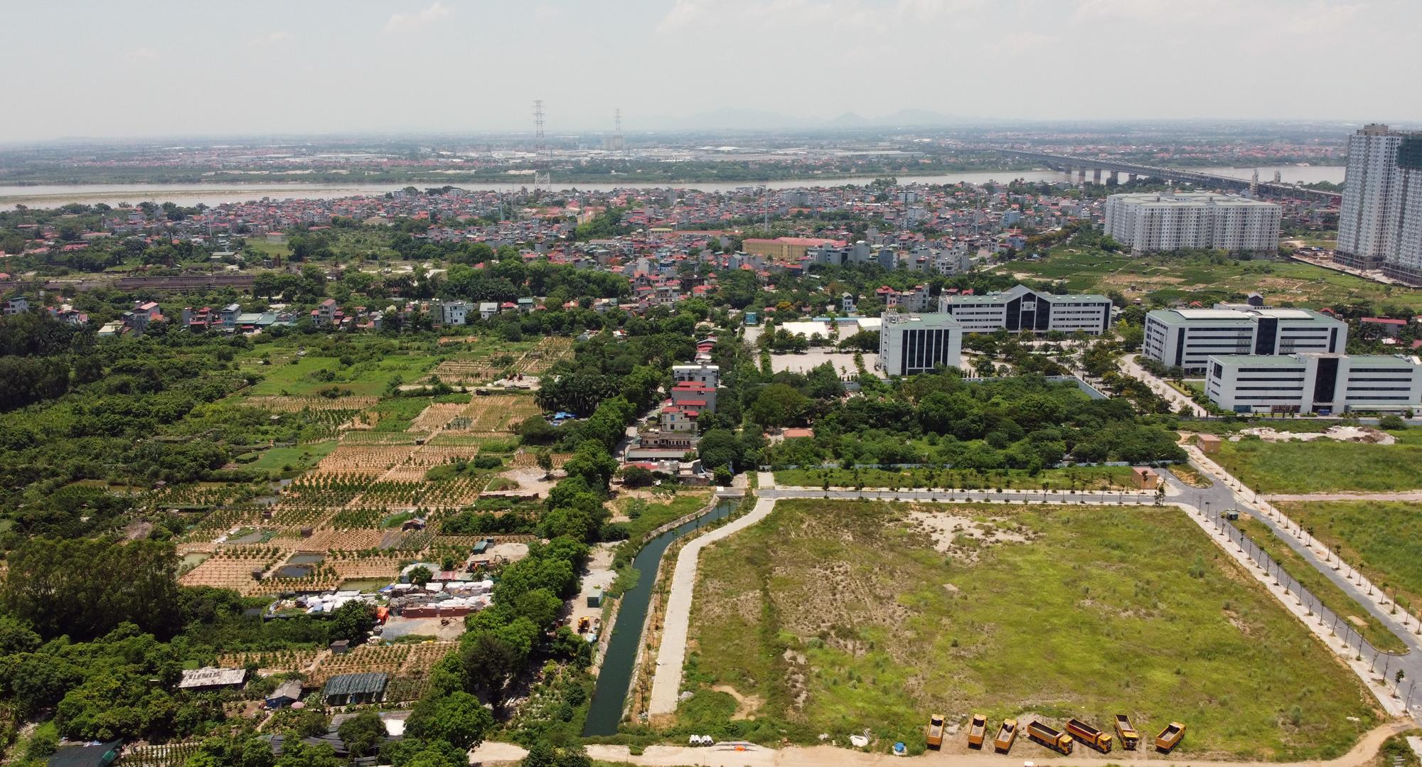 Những dự án chung cư gần các khu đất sẽ đào hồ lớn ở quận Bắc Từ Liêm - Ảnh 7.
