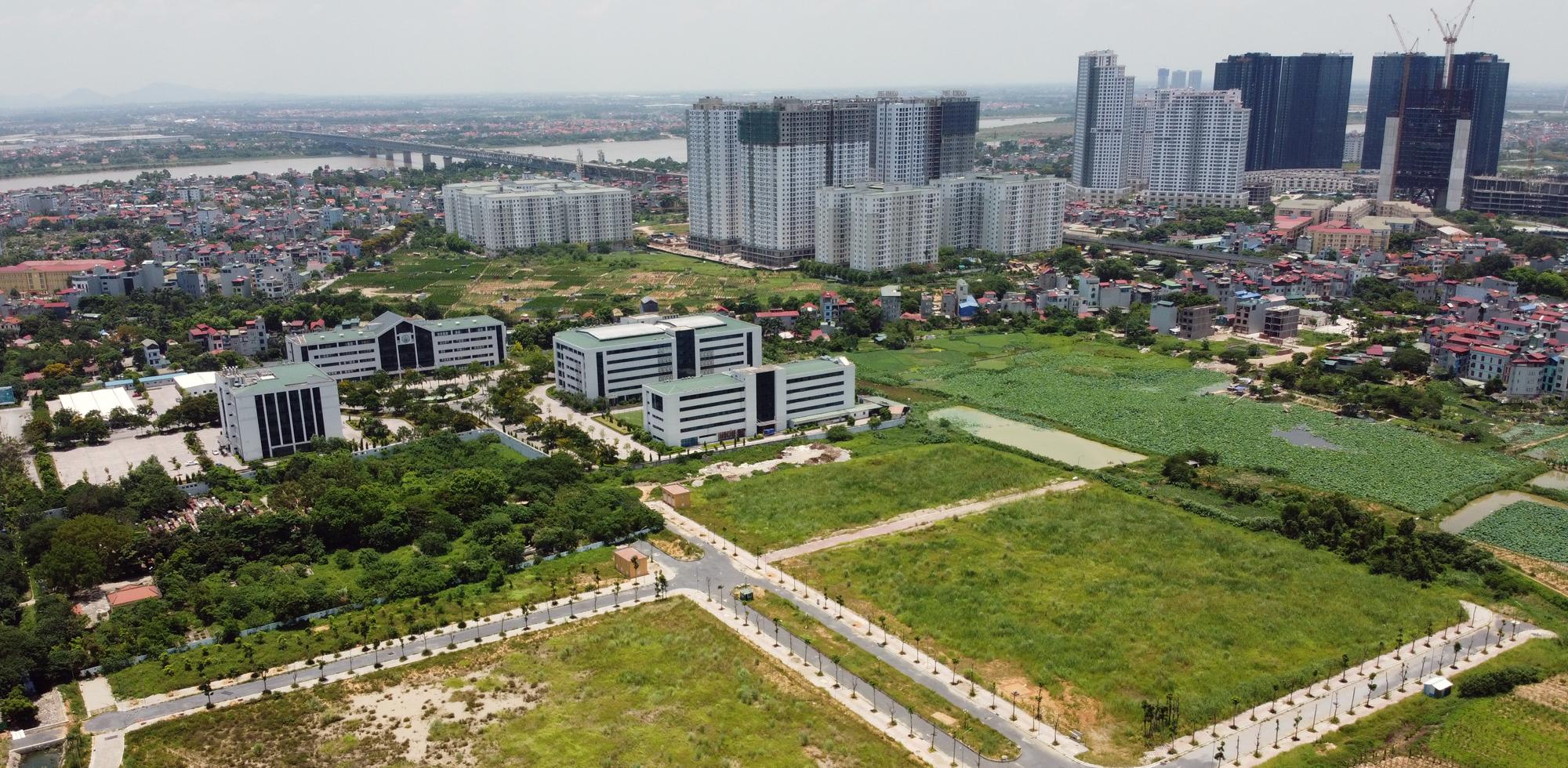 Những dự án chung cư gần các khu đất sẽ đào hồ lớn ở quận Bắc Từ Liêm - Ảnh 6.
