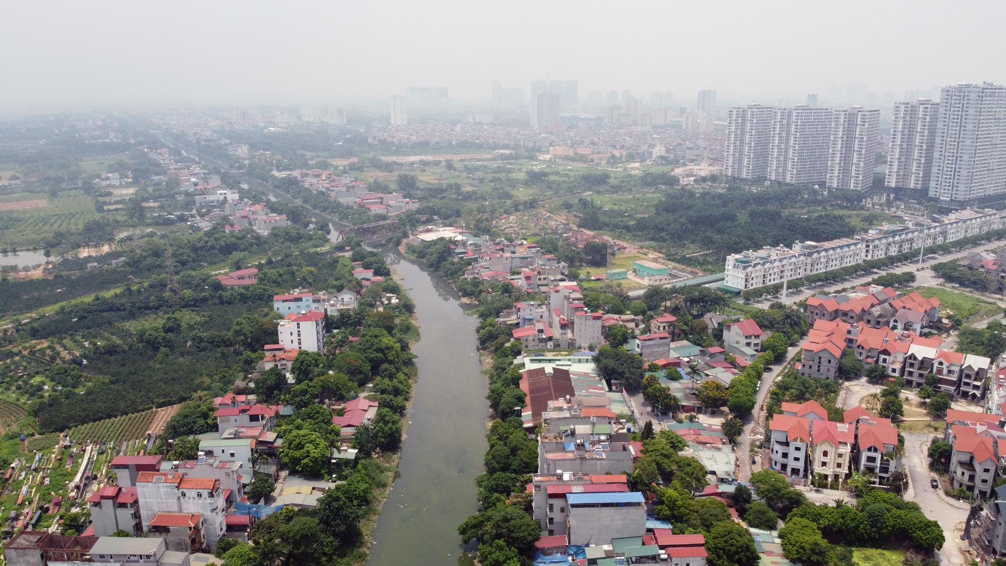 Những dự án chung cư gần các khu đất sẽ đào hồ lớn ở quận Bắc Từ Liêm - Ảnh 11.